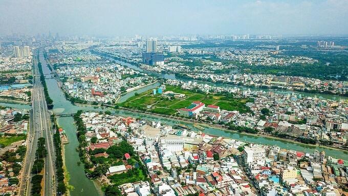 Nhu cầu lớn tạo cơ hội cho căn hộ phía Tây Nam Sài Gòn