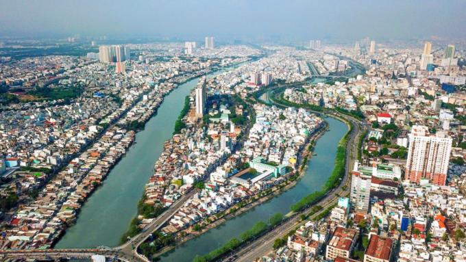 Bất động sản Tây Nam Sài Gòn giàu tiềm năng bứt phá