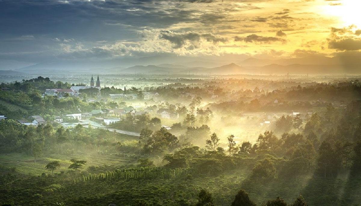 Thành phố Bảo Lộc chốn yên ả, tiện nghi ta tìm về